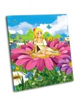 Принцесса на цветке