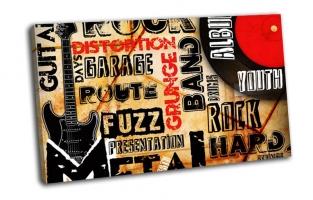 Rock, guitar