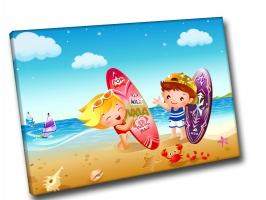 Серфинг вдвоем