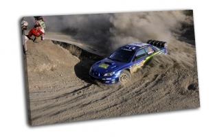 Subaru на гонках