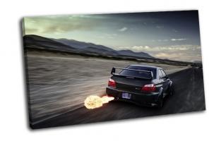 Subaru-огонь