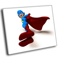Супергерой в плаще
