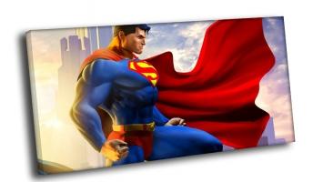 Супермен на рассвете