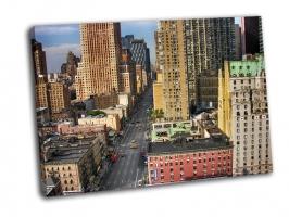 Улицы города, Манхэттен