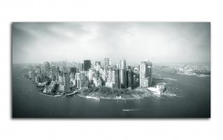 В центре Манхэттена