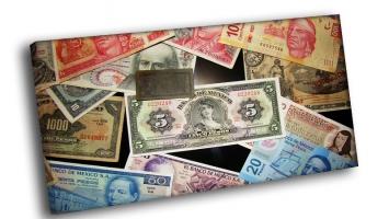 Валюты разных стран