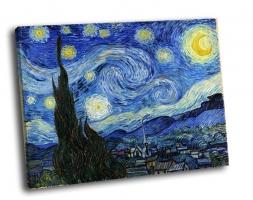 Ван Гог - Звёздная ночь