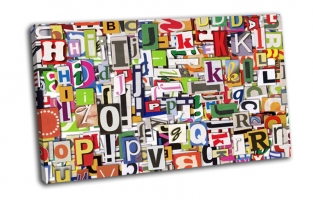 Веселые буквы