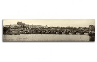 Вид на старую Прагу