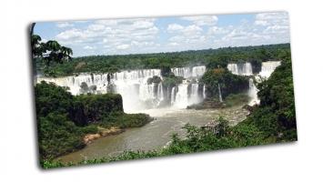 Водопад Игуасу-наследия ЮНЕСКО