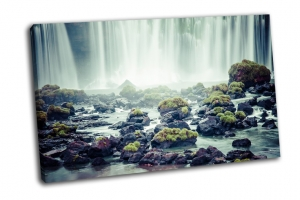 Водопад Игуасу со стороны Бразилии