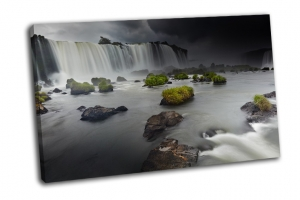 Водопад на реке Игуасу