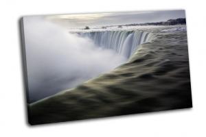 Водопад Подкова, Канада