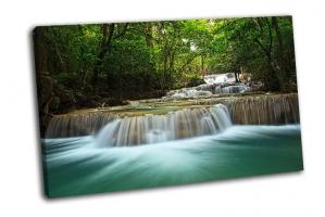 Водопад в Тайском национальном парке