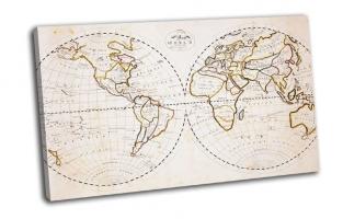 Земля, карта мира