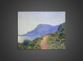 Клод Моне - Гора Монако