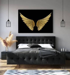 Нарисованные крылья