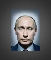 Портрет Путина В. В.