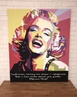 Постер Мэрилин Монро (Marilyn Monroe)