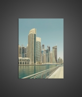 Набережная в Дубае