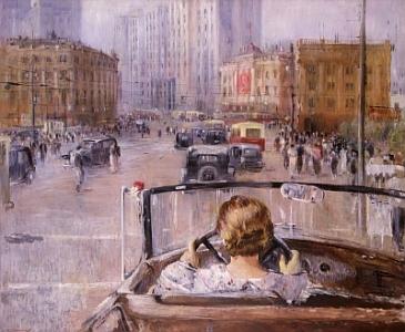 Юрий Пименов - Новая Москва
