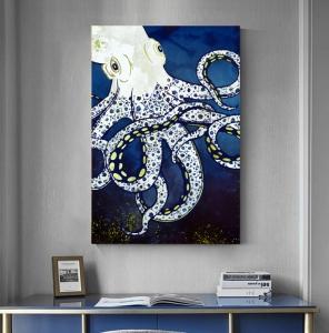 Сказочный осьминог
