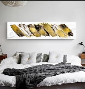 Золотой штрих (панорамная)