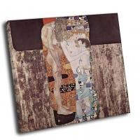 Густав Климт - «Три возраста женщины»