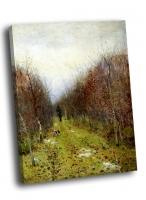 И. Левитан - Осенний пейзаж