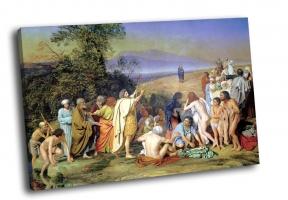 ИВАНОВ Александр - Явление Христа народу