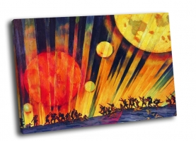 К. Юон - Новая планета