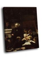 Томас Икинс - Клиника Гросса (1875)