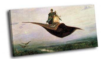 В. М. Васнецов - Ковёр-самолёт (1880)