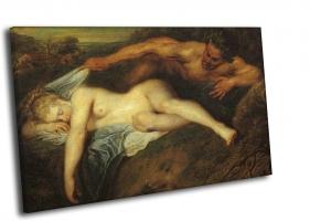 Ван Дейк - Юпитер и Антиопа