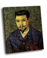 Ван Гог - Портрет доктора Рея