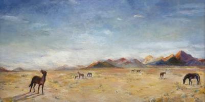 ААЕвгений Бочаров – Дикие кони