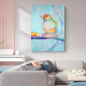 Живописная птица